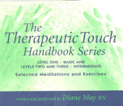Diane May Therapeutic Touch CD